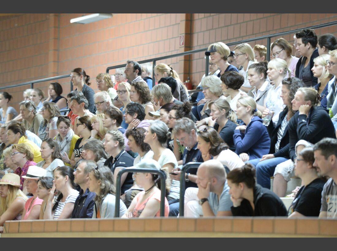 CAV Academy 2015 Publikum