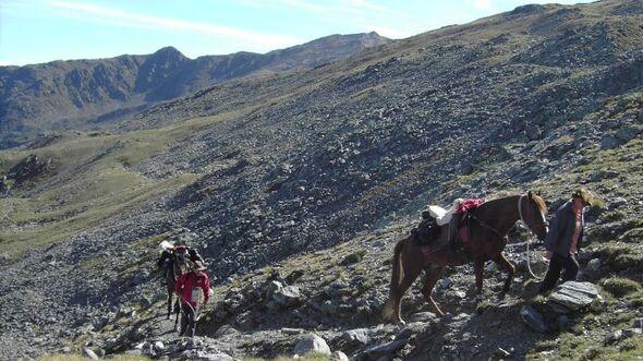CAV Alpenritt 2010 Wanderritt Andreas Funke 01