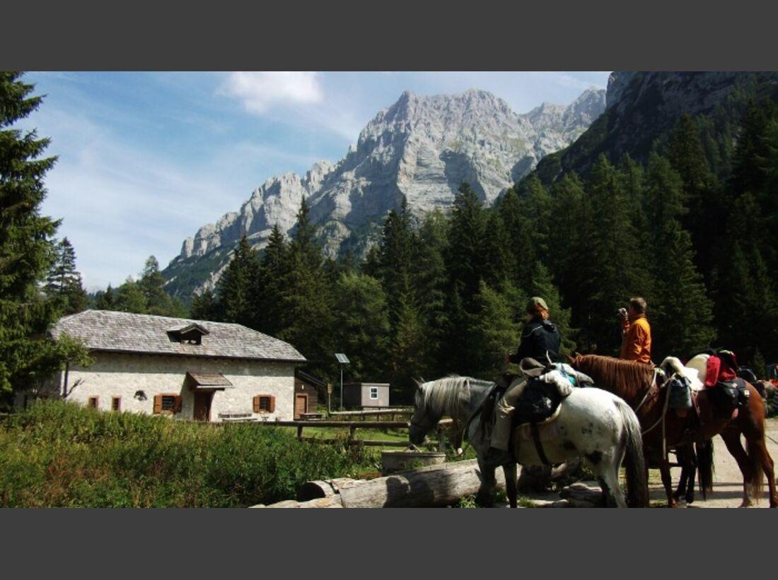 CAV Alpenritt 2010 Wanderritt Andreas Funke 10