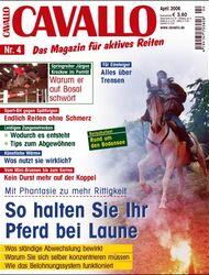 CAV April 2006 Cover