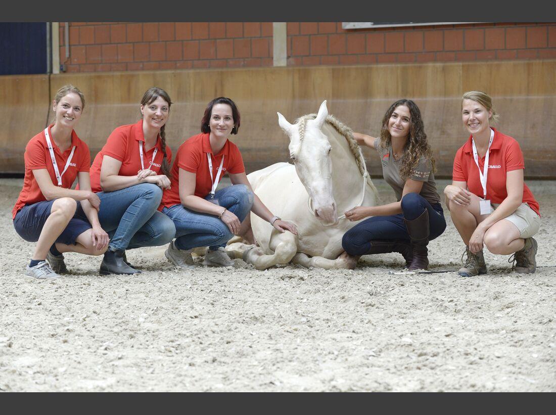 CAV Cavallo Academy 2017 Kenzie Dysli