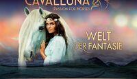 "CAV Cavalluna Artwork ""CAVALLUNA - Welt der Fantasie"""