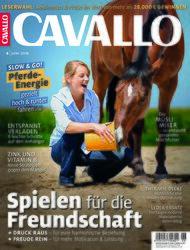 CAV Cover Heft Juni 2018