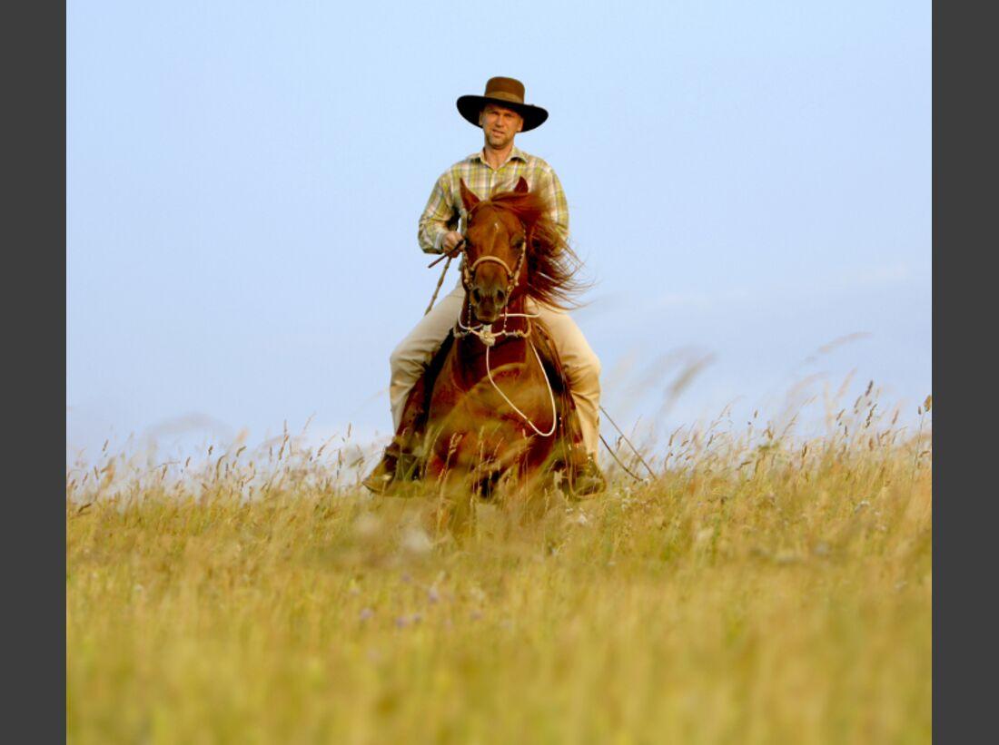 CAV Hans-Peter Frey Horsemanship Western