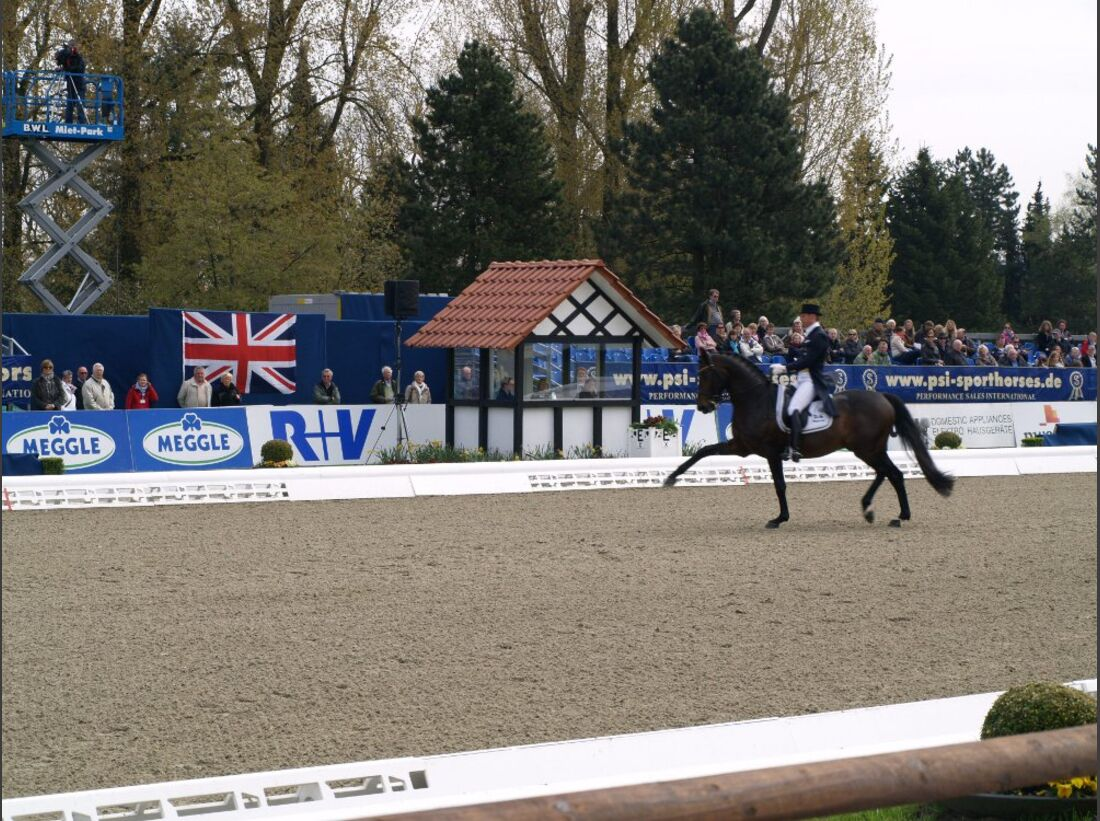 CAV Horses Dreams Patrik Kittel Silvano