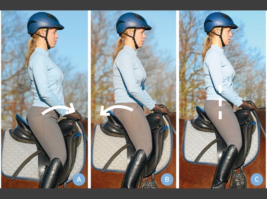 CAV Kastner Motion Serie 02 - Übung 11 Becken vor/zurück