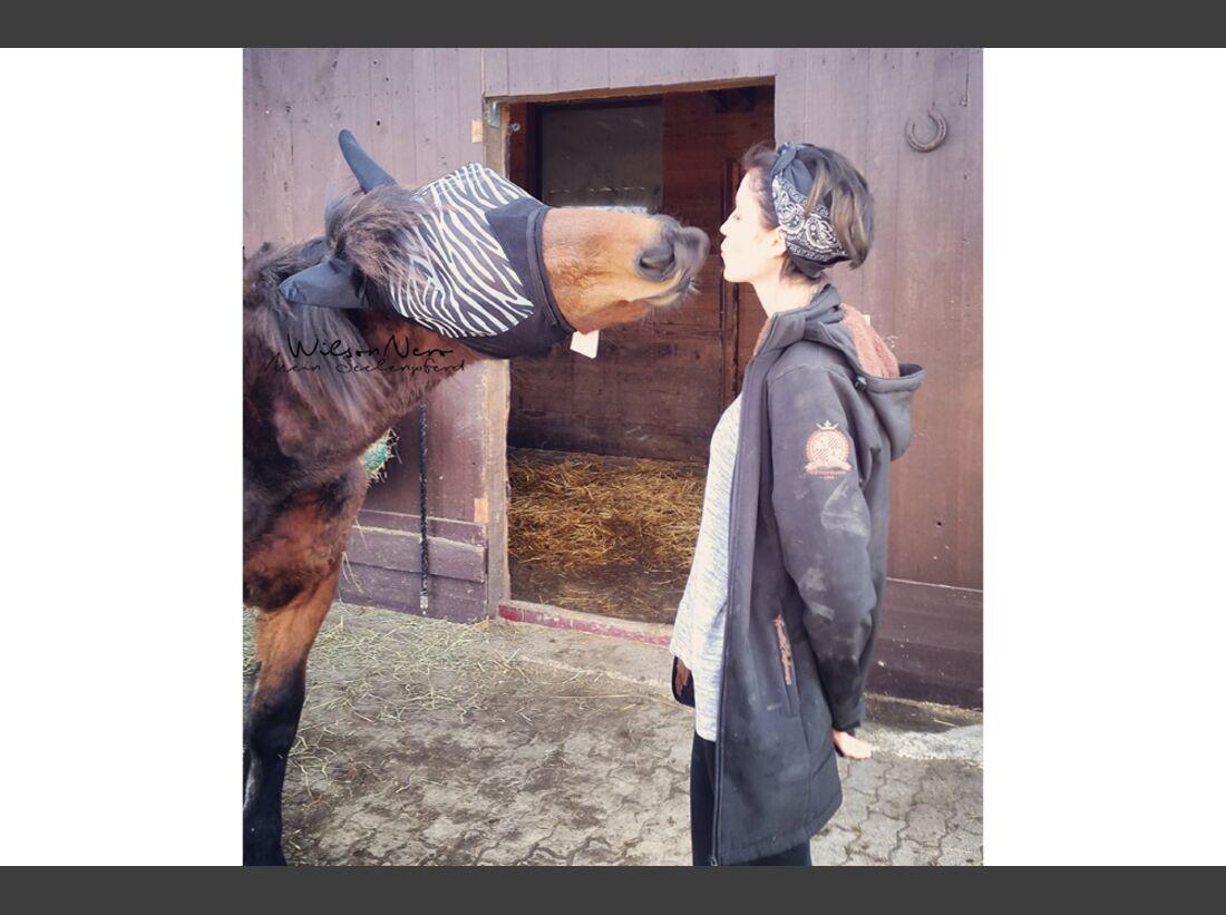 CAV Kuss Küsschen Leserfotos Eileen Brock