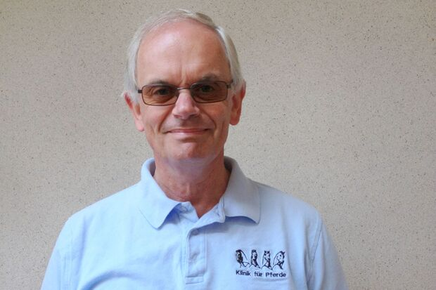 CAV Lameness Locator Lahmheit Medizin 12 - Dr. Wolfgang Stäcker