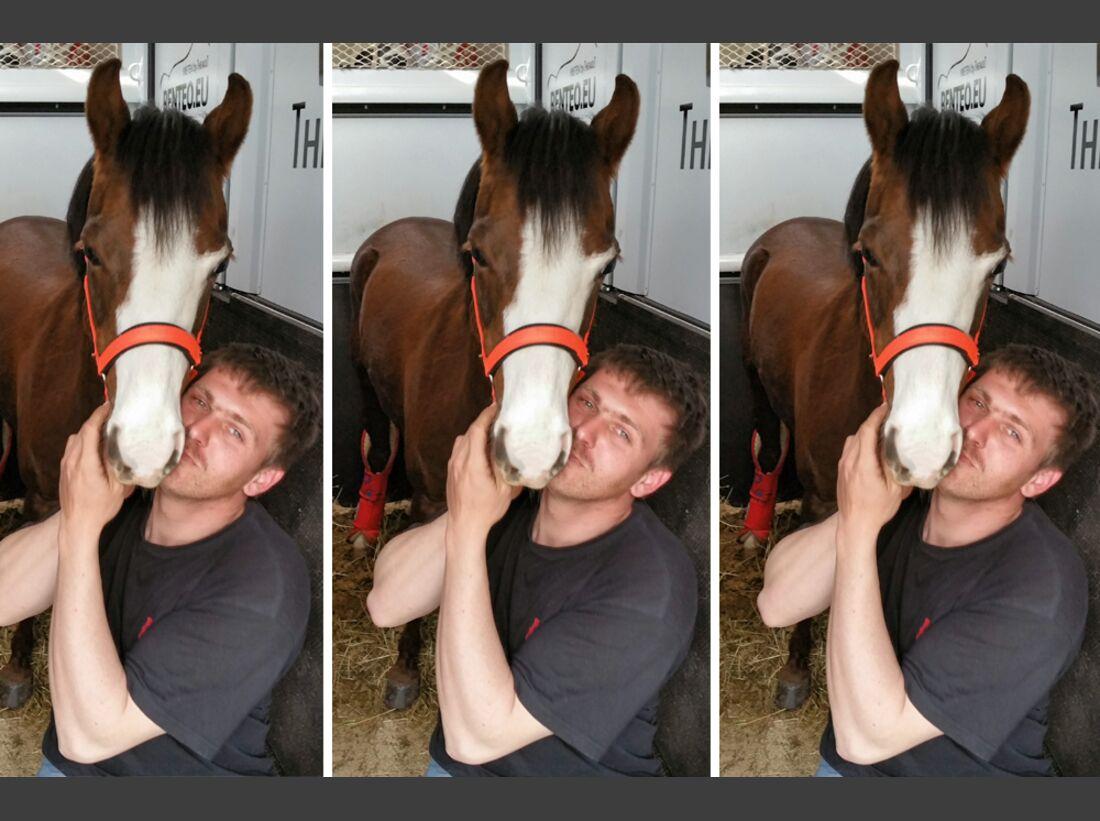 CAV Maenner lieben Pferde FrettsCats