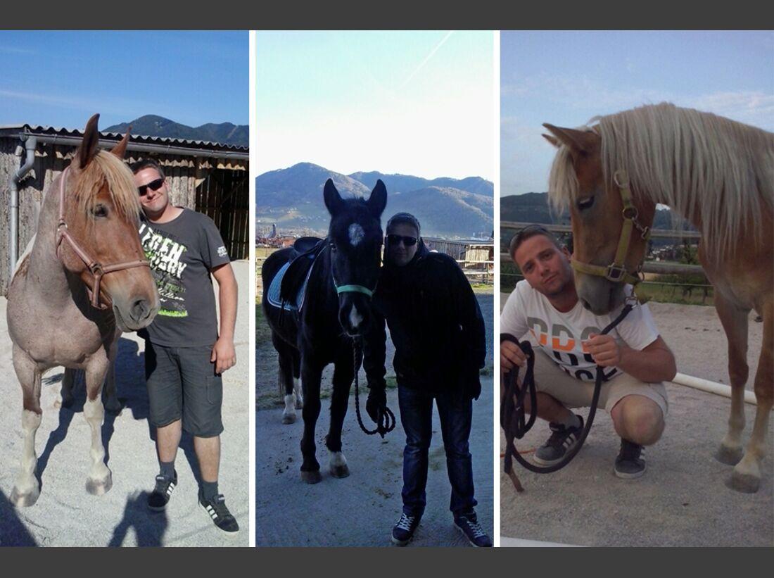 CAV Maenner lieben Pferde Julia Krawanja