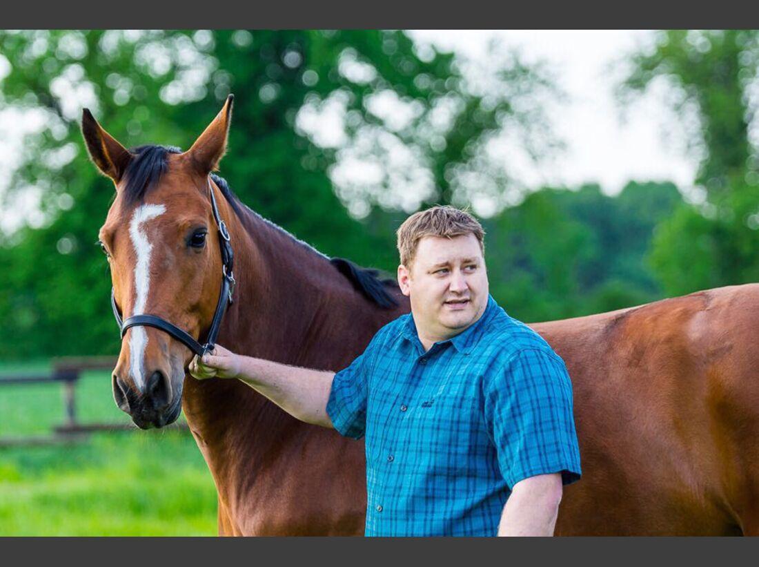 CAV Maenner lieben Pferde Nicole Lieven