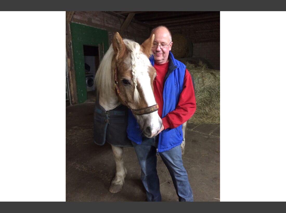 CAV Maenner lieben Pferde Uwe Florczak