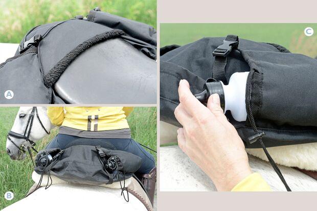 CAV Packtaschen Satteltaschen Test 3