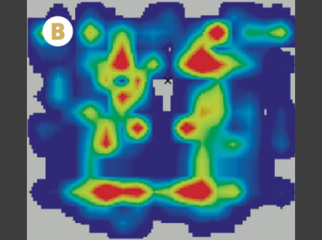CAV Sattelbäume Testbild Aramis