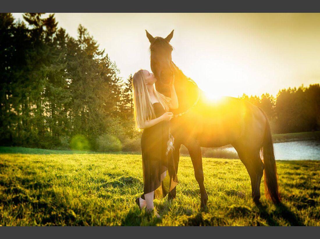 CAV Sonnenuntergang Danielle Hinze