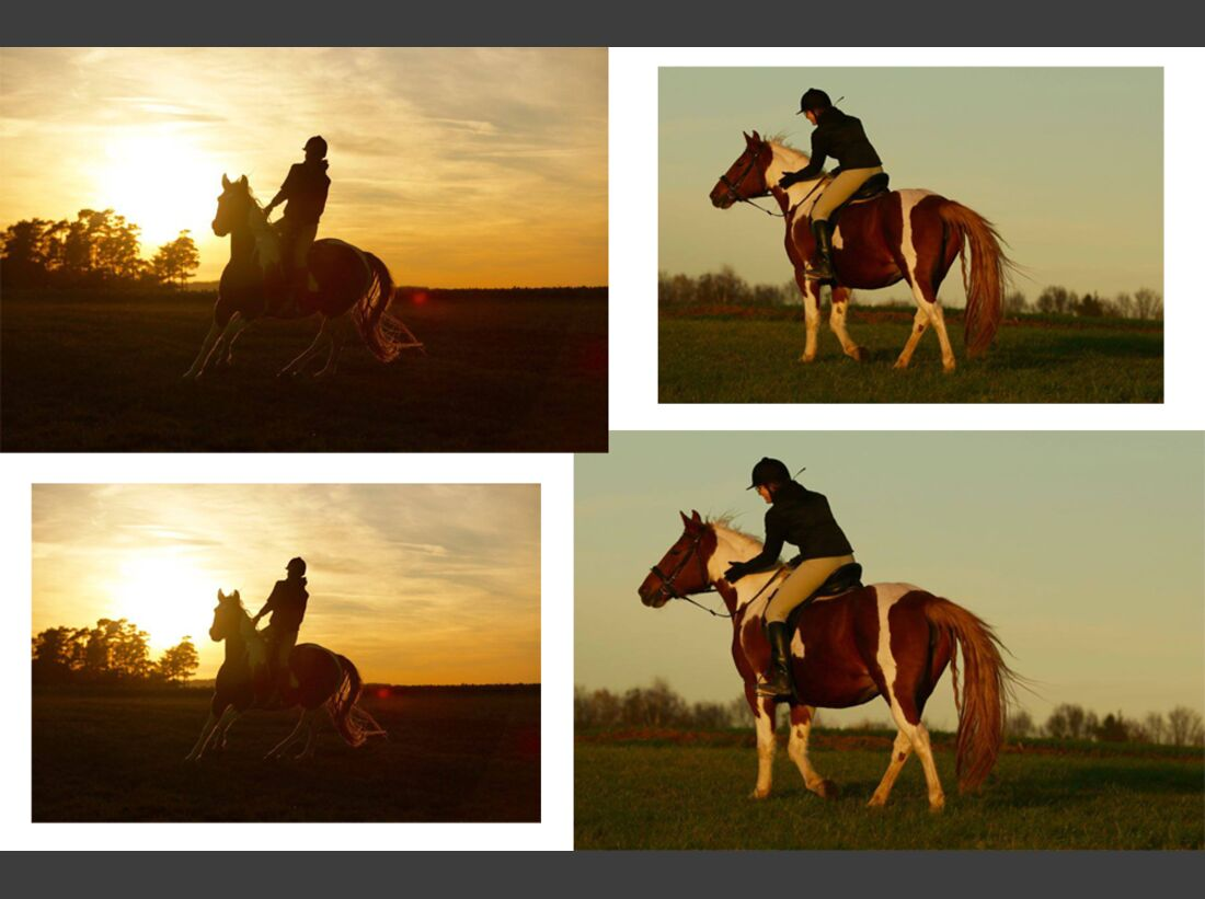 CAV Sonnenuntergang Leserfotos Ilona Dudley