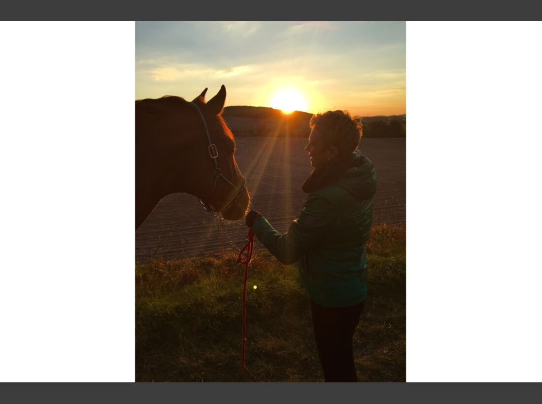 CAV Sonnenuntergang Leserfotos Pia Dormann-Folger