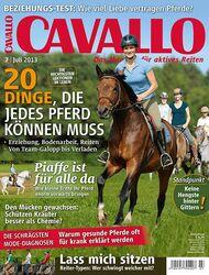 CAV Titel Cover Juli 2013