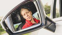 CAV Trailer-Assist Ab und zu Fahrerin