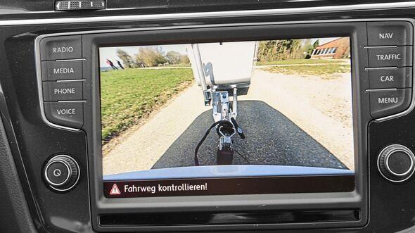 CAV Trailer-Assist Rückfahrkamera