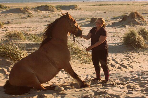 CAV Urlaub mit Pferden Leserfotos Annika Adler