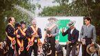 CAV WM Working Equitation Siegerehrung Sekt 2018