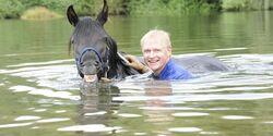 CAV Wasser Wasser-Training Stefan Valentin Horsemanship_23