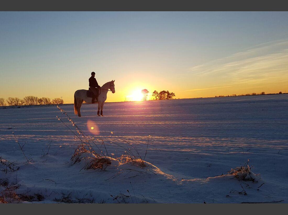 CAV Winter Schnee Nicole Kunas