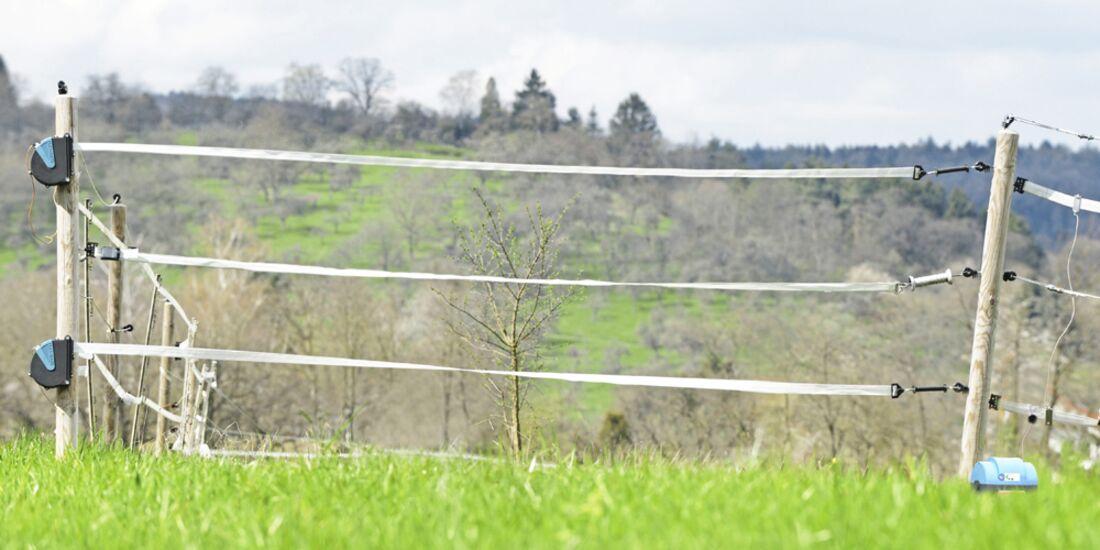 CAV Zaun Weide Koppel Stromgerät